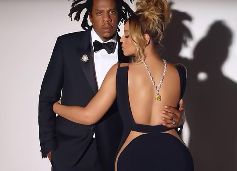 Beyonce & Jay Z @ Tiffany & Co. – Yellow Diamond
