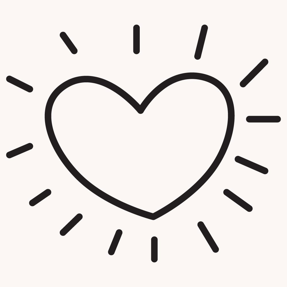 Heart desfault avatar