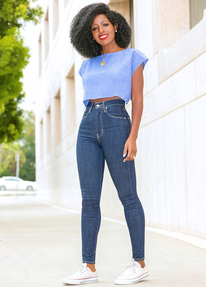 high-waisted-jeans-with-cropped-tops1