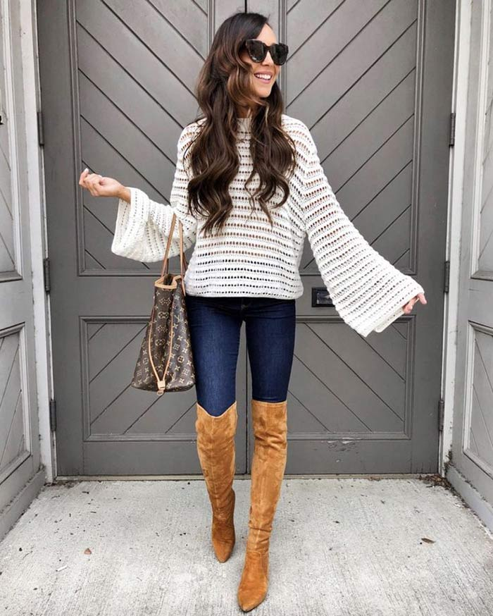 jeans-with-over-knee-boots-and-oversized-tops